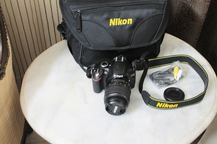 للبيع Nikon D3200 18-55 KIT digital professional camera for sale