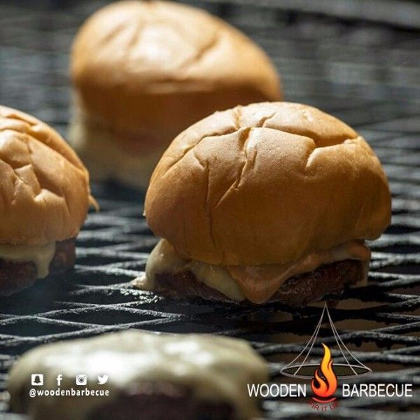 WoodenBarbecue