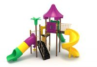 Playground equipment companies in Turkey
