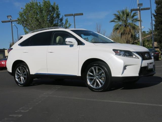 Selling my used 2014 Lexus RX 450h Base ( $16,500